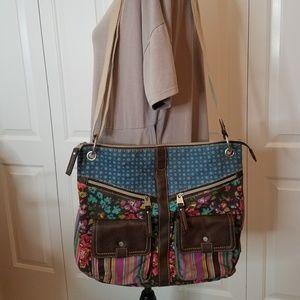 Relic handbag purse shoulder cross body